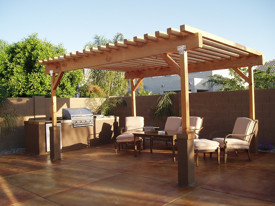 Patios and Pergolas in Blacktown