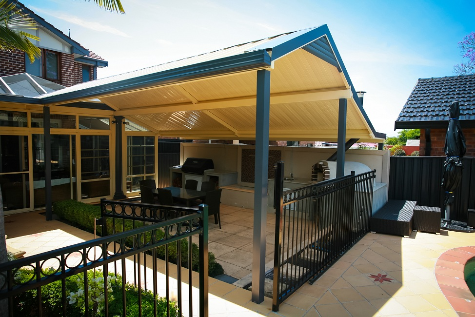 Patios and Pergolas in Kellyville