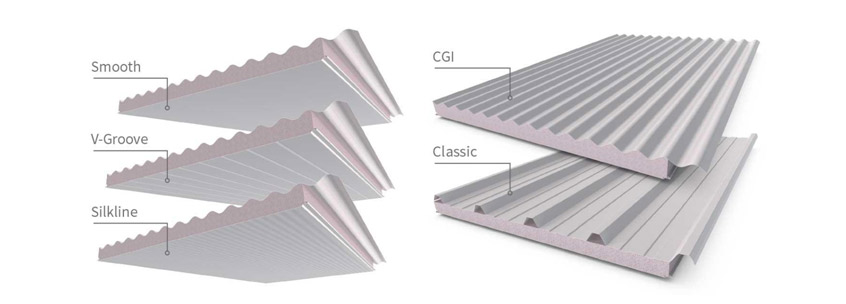 Half Price Patios insulated roofing panel solutions